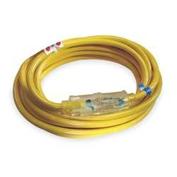 16/3 50' Light Duty Contractor Grade Extension Cord