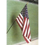 United States of America Flag with Mounting Bracket