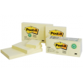 """1.5"""" x 2"""" Canary Plain Post-It Notes"""