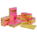 """1.5"""" x 2"""" Neon Post-It Notes"""