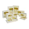 """3"""" x 3"""" Canary Lined Post-It Notes"""