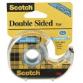 "3/4"" x 400"" Removable Double-Coated Tape;  Roll w/Dispenser"