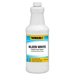 Kleen White Emulsion Bowl Cleaner, Quart (Order 12 If You Want a Case)