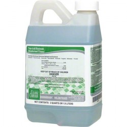 C3XP Cleaning Companion Non-Acid Restroom Disinfectant/Cleaner - 1/2 Gallon
