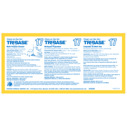 Tribase Label