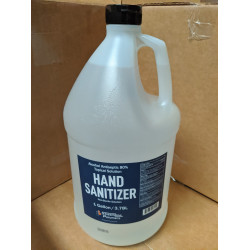 ***LIMITS APPLY*** Liquid Hand Sanitizer, 1 Gallon