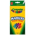 Crayola Classic Color Markers, Thin Point, 8 ct.