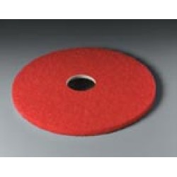 "15"" Red Rotary Pad  ***Special Order***"