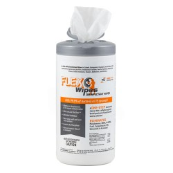 Hospital Grade FLEX Pre-Moistened Disinfecting Wipes (75 ct.)
