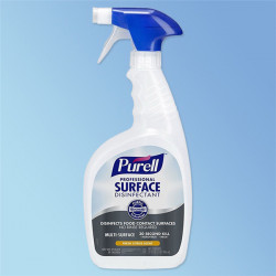 Purell Disinfectant Spray Case of 6 quarts