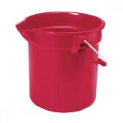 Red 3-Gallon Bucket
