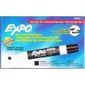 Black Low Odor Chisel Point Dry Erase Marker