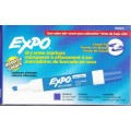 Blue Low Odor Chisel Point Dry Erase Marker