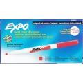 Red Fine Point Dry Erase Marker
