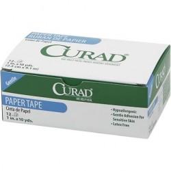 "1"" x 30' Adhesive Paper Tape"