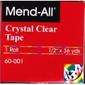 "1/2"" x 1296"" Clear Economy Tape"